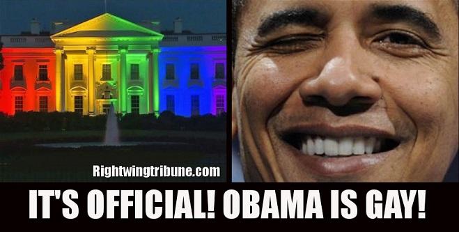 Obama has a gay accuser